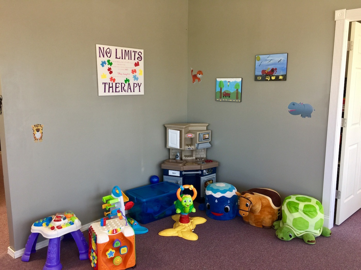No Limits Therapy Company